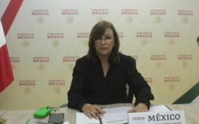 Rocío Nahle denuncia extorsiones a su nombre a la Guardia Nacional