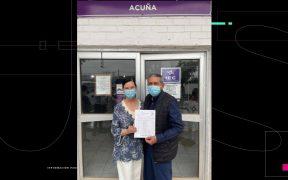 Morena en Coahuila registra como candidato sustituto a papá de exaspirante a edil