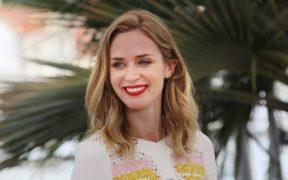 Emily Blunt asegura que Marvel no la buscado para hablar sobre 'Los 4 fantásticos'