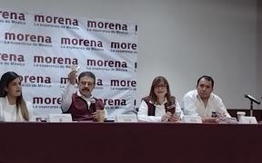 Carlos Lomelí niega entrega de tarjetas; acusa que MC las ofrece en Guadalajara