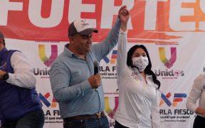 Morenistas apoyarán a candidatos de oposición en Edomex, anuncian aspirantes del PRI, PAN y PRD