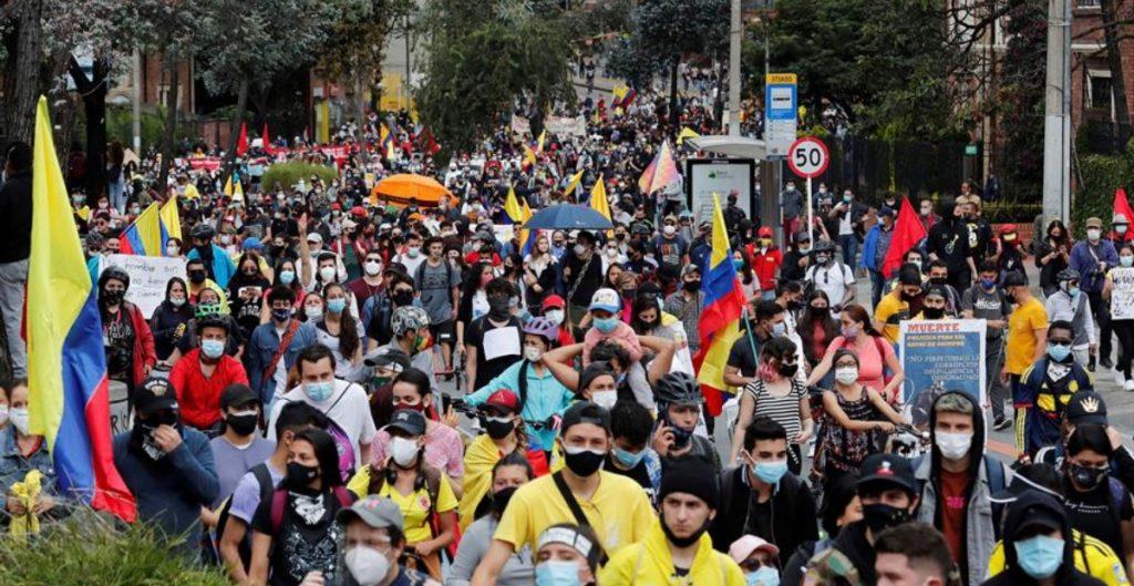 Unión Europea expresa a Iván Duque su apoyo para superar la crisis en Colombia
