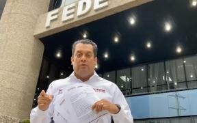 Morena denuncia ante Fiscalía Electoral a tres candidatos a gobernador por compra de votos