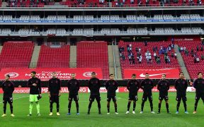 La Selección Olímpica de México tendrá tres partidos de preparación en España. (Foto: Mexsport).