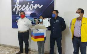 Candidata del PAN a edil en Campeche denuncia amenazas en su contra