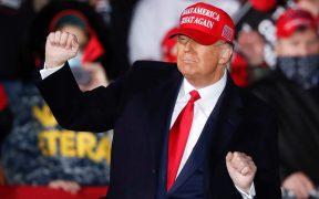 El expresidente Donald Trump planea reanudar sus mítines en junio