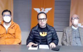 MC responsabiliza de crimen de Murrieta a AMLO, Pavlovich y al presidente municipal de Cajeme
