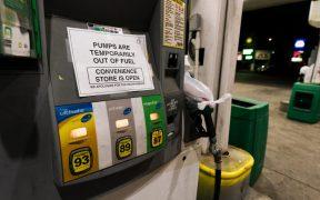 Escasez de gasolina se extiende por EU; hay más de cinco estados afectados