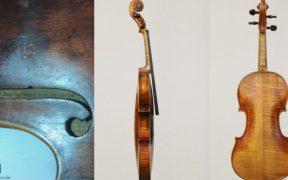 Identifican un violín Guarneri, que estaba abandonado, gracias a una fotografía de WhatsApp