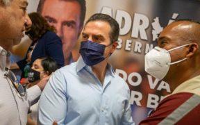 Colaborador de Clara Luz denuncia a Adrián de la Garza ante la OEA