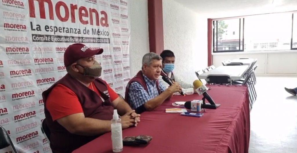 Morena pide seguridad para Abelina López, candidata en Acapulco
