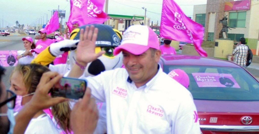 Candidato de Fuerza por México a alcaldía en Veracruz da positivo a la Covid-19