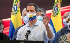 Juan Guaidó reveló que conversa con Noruega para que medie en negociación con Nicolás Maduro