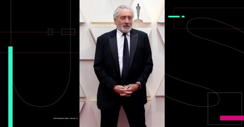 Robert De Niro sufrió grave lesión mientras filmaba 'Killers of the Flowers Moon'; ya se recupera