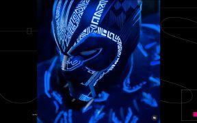 el Madame Tussauds de Londres instalan figura de cera de Black Panther