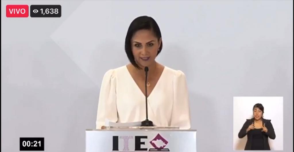 PES declina a favor de Anabell Ávalos, candidata de PRI-PAN-PRD en Tlaxcala