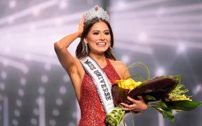 Lucha contra la violencia de género, uno de los temas que impulsará la nueva Miss Universo durante su reinado