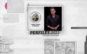 Perfiles 2021: Daniel García Rodríguez