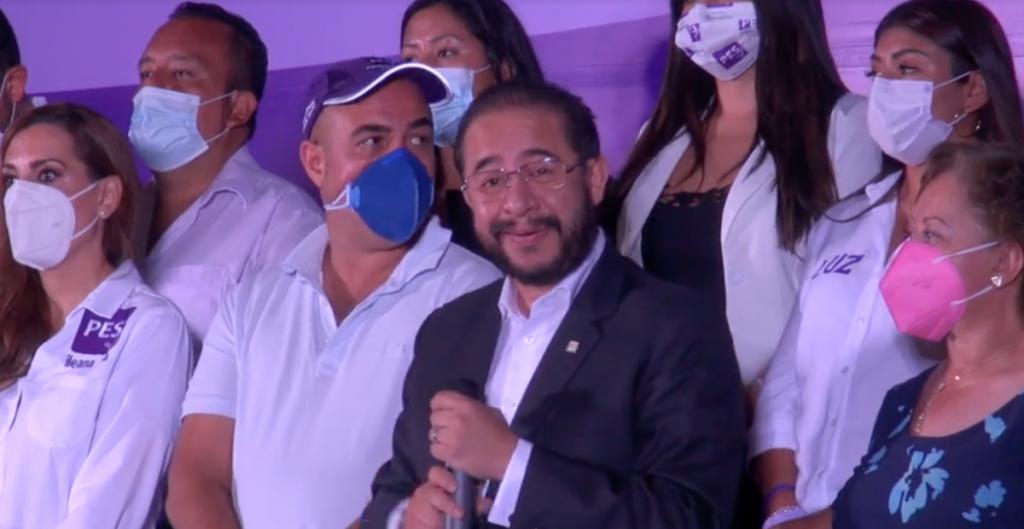 Declinación de candidata en Tlaxcala fue decisión personal; no consultó al partido, señala PES
