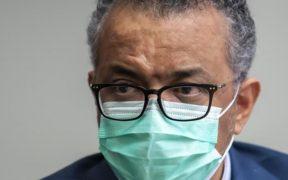 """La pandemia por la Covid-19 """"está lejos de su final"""" pese a dos semanas de descensos en casos, asegura la OMS"""