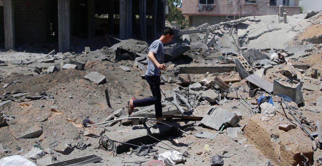 ONU reporta más de 38 mil desplazados en Gaza tras el octavo día de los ataques de Israel
