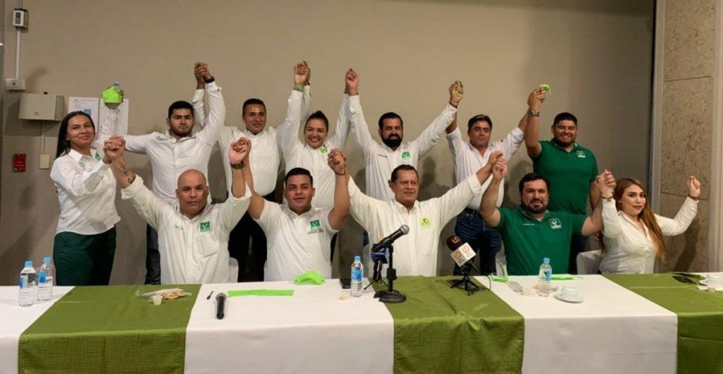 PVEM anuncia a su nuevo candidato a la gubernatura de Sinaloa