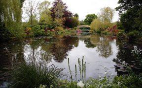 Tras seis meses cerrados, los jardines de Giverny que inspiraron a Monet reabren este miércoles