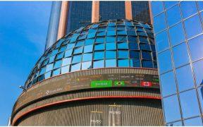 Calificación de Fitch a deuda de México impulsa a la BMV