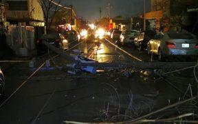Una tormenta provoca un apagón en Nuevo Laredo, Tamaulipas; deja sin luz a más de 157 mil usuarios