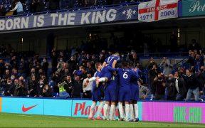 Chelsea se reencontró con sus aficionados tras más de un año. (Foto: EFE).