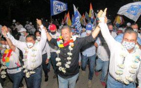 Acusan a gobierno de San Luis Potosí de desviar 10 mdp a la campaña de Octavio Pedroza