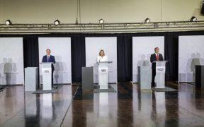 Cuestionan a Gándara por caso de la guardería ABC y a Durazo por la Guardia Nacional en segundo debate de candidatos en Sonora