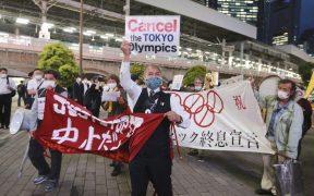 Los médicos en Japón se han negado a atender a los participantes de los Juegos Olímpicos. (Foto: AP).
