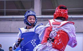María del Rosario Espinoza continuará su carrera en el taekwondo. (Foto: @femextkdoficial).