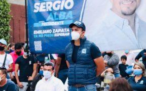 Candidato del PAN en Morelos es captado mientras ofrece un cargo a cambio de 250 mil pesos
