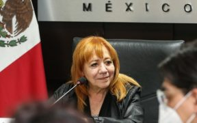 GPPRD pide comparecencia de titular de CNDH por defensa de Sanjuana Martínez