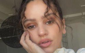 Rosalía presentó una nueva colaboración con el músico experimental Oneohtrix Point Never