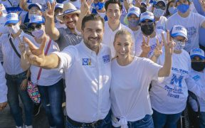 Esposa de Miguel Ángel Yunes Márquez toma el relevo en la candidatura por la alcaldía de Veracruz