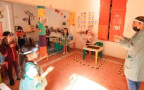 SEP descarta modificar calendario escolar pese a vacunación y regreso a clases presenciales