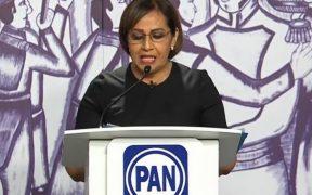 Candidata del PAN a la gubernatura de Guerrero ha gastado más de lo que ha reportado al INE