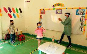 Campeche suspende las clases presenciales luego de pasar a semáforo amarillo