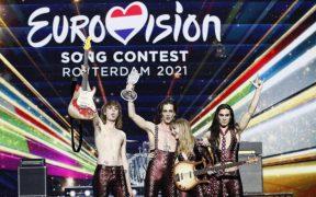 La agrupación italiana Maneskin se corona como la ganadora en la 65 edición de Eurovisión