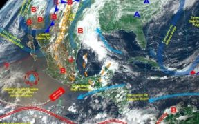 SMN pronostica lluvias muy fuertes para 9 estados este domingo