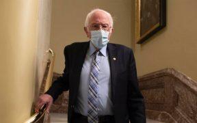 Estados Unidos debe unir a la gente, no vender armas para matar a niños, asegura Bernie Sanders