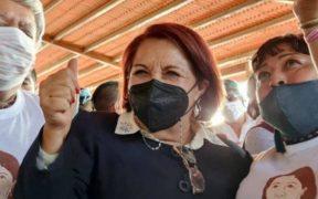 Multan a candidata de Morena a gubernatura de Querétaro por actos anticipados de campaña