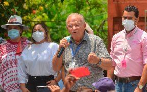 Candidatos del PT y FXM por la alcaldía de Centro, Tabasco, declinan a favor de Andrés Granier
