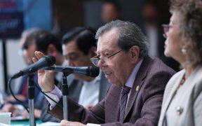 Autoridades electorales deben evitar injerencia de los gobiernos en elecciones: Porfirio Muñoz Ledo