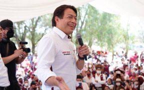 """""""El INE y el PAN están cazando a nuestros candidatos"""", acusa Mario Delgado"""