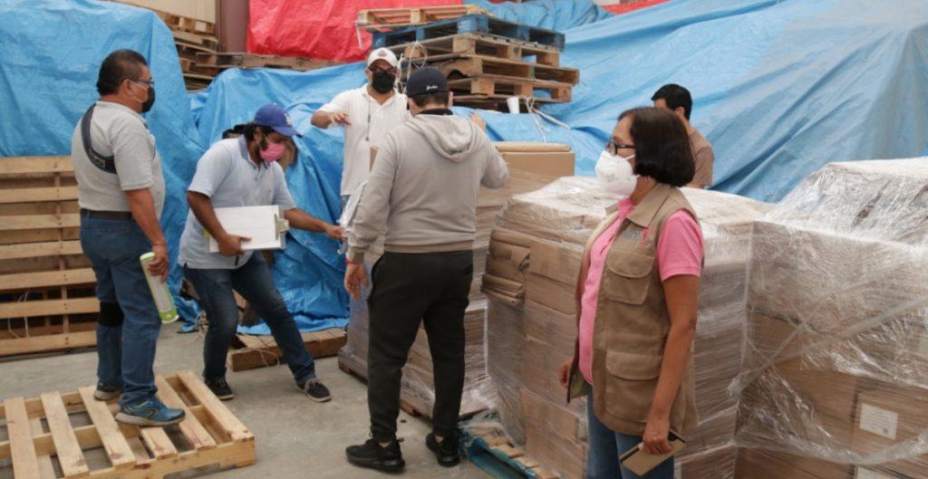 IEPC descarta alteraciones en la paquetería electoral de Chiapas
