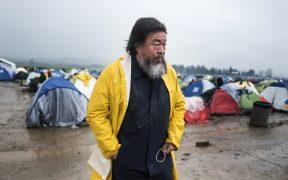 Ai Weiwei conmemora a Martin Luther Kingy otros presos políticos en exposición de retratos con legos